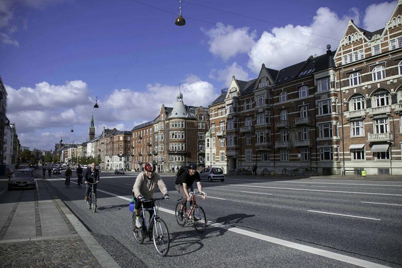 Копенгаген, Дания 2014
