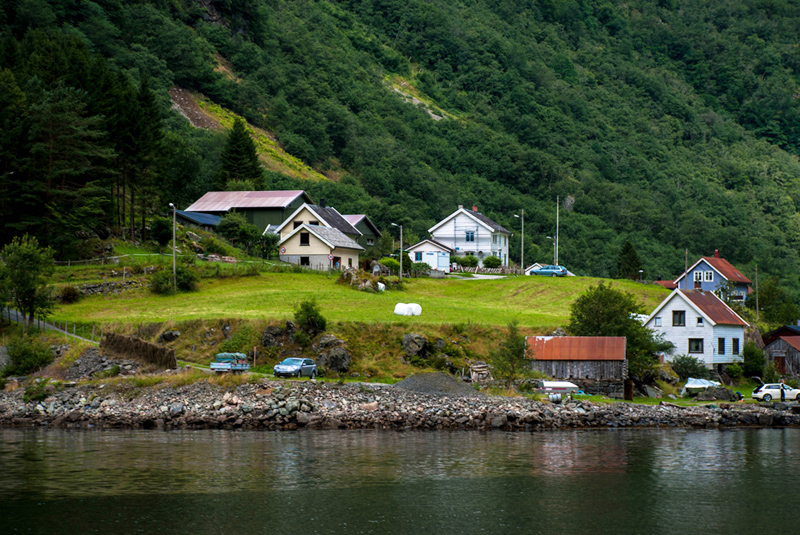Ундредал, Норвегия 2013