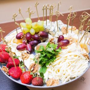 Сырная тарелка от Save The Taste