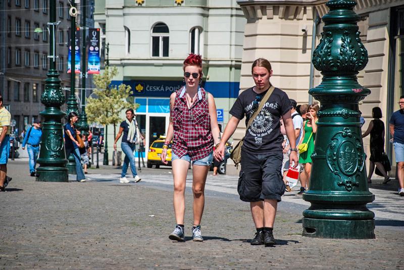 Прага, Чехия 2013