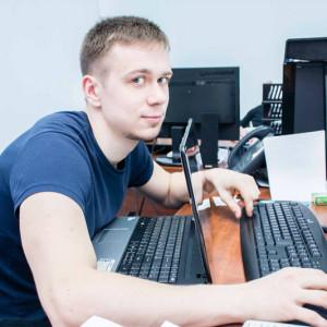 Рабочий процесс системного администратора
