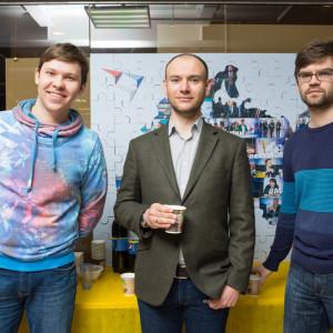 Три программиста на хакатоне