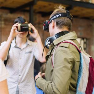очки виртуальной реальности HOMiDO