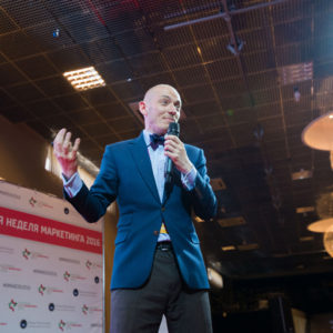Алексей Каптерев Ведущий мировой эксперт в области презентаций