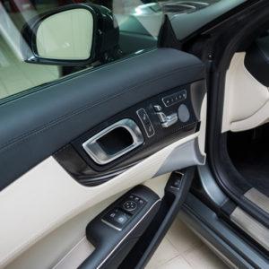 детейлинг салона Bentley Continental GT