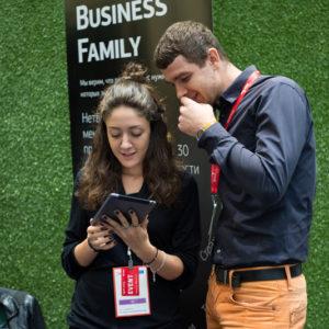 Business Family нетворкинг партнер EmailShow
