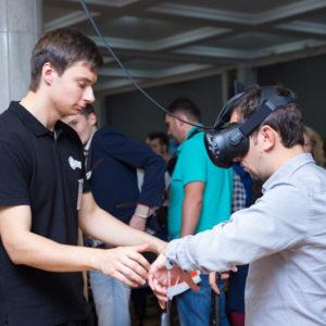 VR очки VIVE