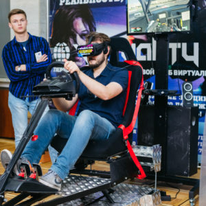 Virtuality Club на фестивале MIXAR2016