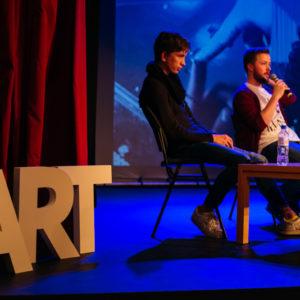 секция Искусство на фестивале MIXAR2016