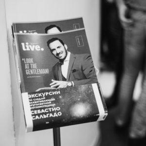 Журнал Live