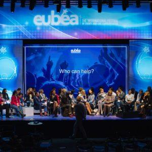 Главная сцена EuBea 2016