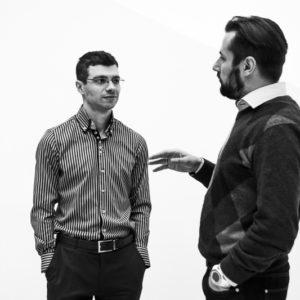 диалог между мужчинами