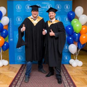 выпускники вшэ