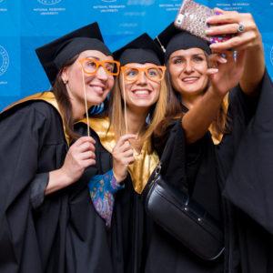 выпускницы вшэ