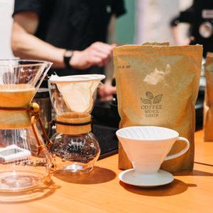 Пуровер - метод приготовления кофе без кофемашины