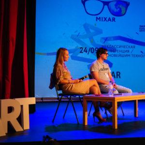 Алина Михалева, RT360 и Сергей Семенов, AIRPANO о опыте использования сферического видео в России.