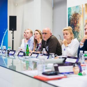 Панель жюри EuBea 2016