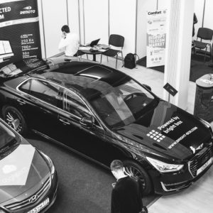 Компания Bright box на саммите Connected cars