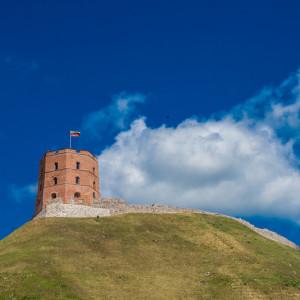Башня Гедимина в Вильнюсе