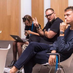 Основатели агентства Departament Павел Недостоев и Петр Иванов